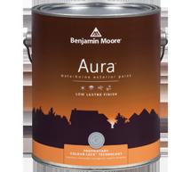 Aura® Waterborne Exterior Paint